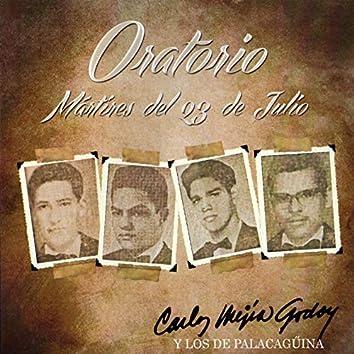 Oratorio a los heroes y martires del 23 de Julio