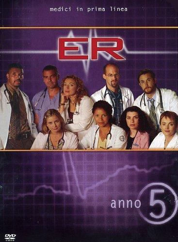 E.R.Anno 5 Medici In Prima Linea (Box 6 Dv)
