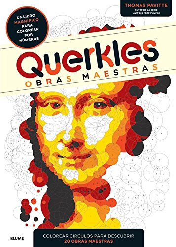 Querkles. Obras maestras: Un libro magnífico para colorear por números