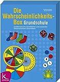 Die Wahrscheinlichkeits-Box Grundschule: Zufallsversuche durchführen und auswerten