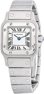 Cartier Santos Galbee Automatic Female Watch 1565 (Certified Pre-Owned)