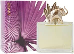 Kenzo Jungle L'Elephant Eau de Parfum Spray for Women, 3.4 Fluid Ounce