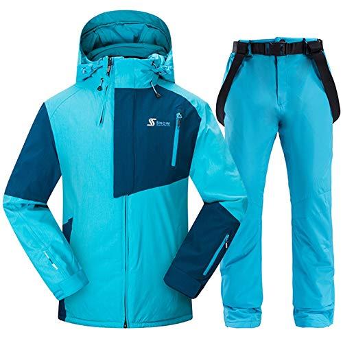 Ropa de esquí Traje de esquí for los hombres esquí snowboard chaquetas y pantalones...