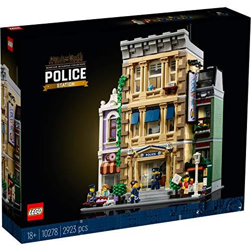 レゴ (LEGO) レゴ 警察署 10278 おもちゃ 玩具 ブロック