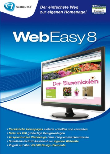 Web Easy 8 [Download]