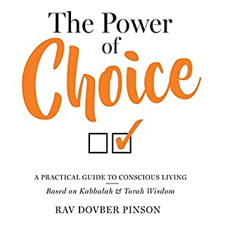 The Power of Choice audiobook cover art