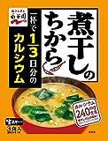 永谷園 煮干しのちから みそ汁 袋56.4g