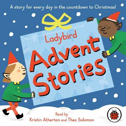 Ladybird Advent Stories  By  cover art