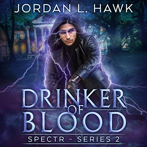 Drinker of Blood audiobook cover art