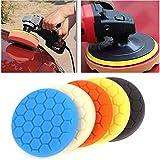 Wady Kit di cuscinetti per lucidatura della carrozzeria, accessorio per lucidatrice di aut...