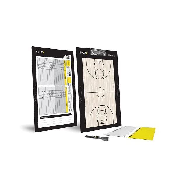 SKLZ MagnaCoach Dry-Erase Coach's Clipboard with Marker