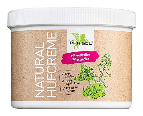 PARISOL Natural Hufcreme 500 ml - 100% natürliche Pferdehuf-Pflege