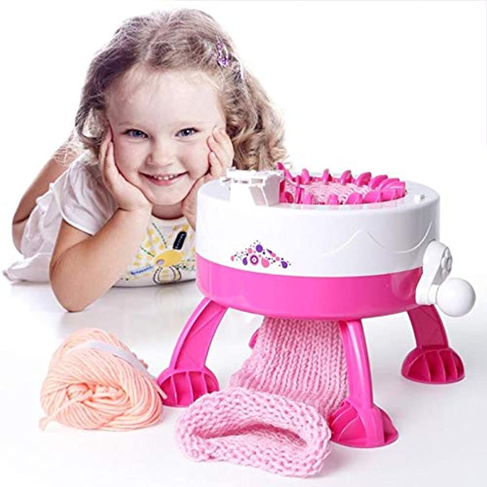 Tools Accessory - Needle Diy Hand Knitting Machine Weaving Loom Kids Children Pretend Play Toys Educational Learning - Machine Loom Machin Children Play Accessory Set & Queen Loom Ch
