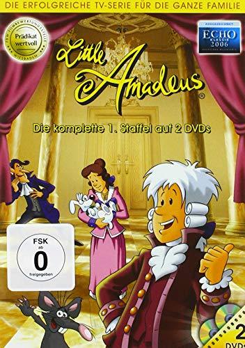 Little Amadeus - 1.Staffel / Folge 1-13 (2 DVDs)