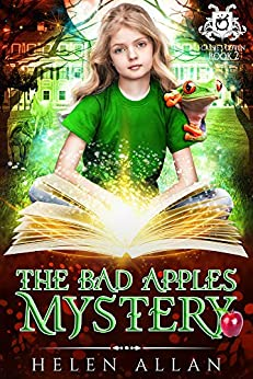 [Helen Allan]のCassie's Coven 2: The Bad Apples Mystery (English Edition)