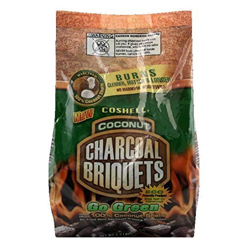Coshell Ccb Briquets Mesquite 6.6 Lb (Pack Of...