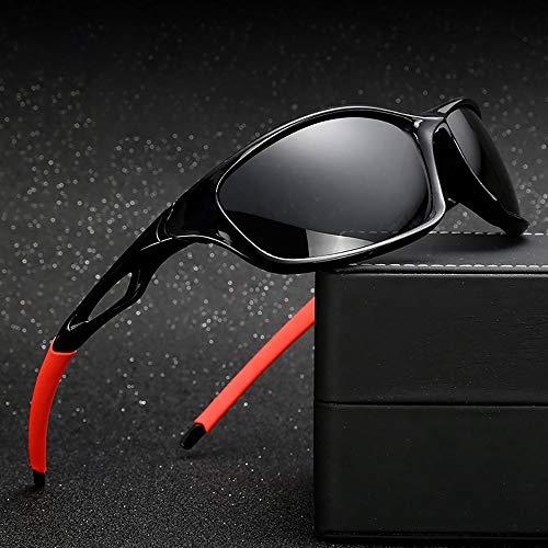 Protección UV Gafas de sol deportivas polarizadas / Montura irrompible Gafas de conducción para hombres Mujeres Béisbol Correr Ciclismo Pesca Golf Artículos imprescindibles para la excursión de ver