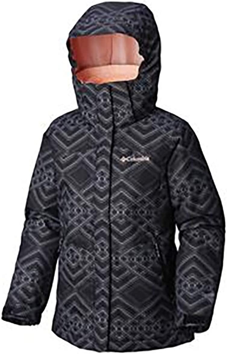 Columbia Youth Girls Arctic Trip III Fleece Interchange Jacket - Small
