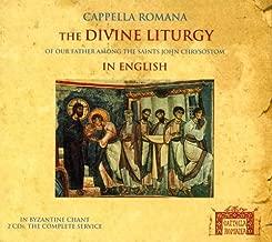 cappella romana divine liturgy