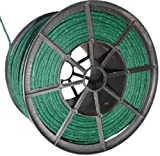 Vama 100m Zündschnur Rolle 90 Sek./Meter Grüne Visco 2,5mm Anzündlitze langsam (100m)