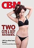 CBM: Cute Bikini Model 1 (Book)