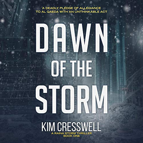 Dawn of the Storm audiobook cover art