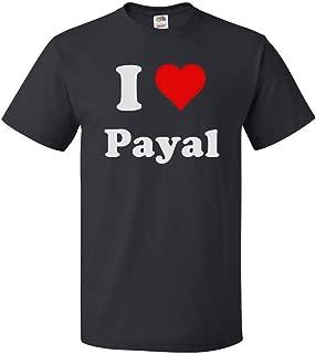 i love payal