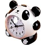 FANCY PUMPKIN Lovely Panda Wake Up Night-Light & Alarm Clock Gifts