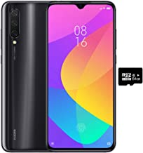 "$249 » Xiaomi Mi 9 Lite (64GB, 6GB RAM) 6.39"" Display, Dual SIM GSM Factory Unlocked - US & Global 4G LTE International Version (Onyx Grey, 64 GB)"