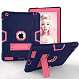 HyFone Coque pour iPad 2 3 4 - Robuste Antichoc Heavy Duty Durable Protection...