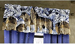 Wolves Howling Blue Wildlife Lodge Cabin (20