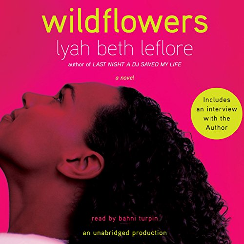 Wildflowers audiobook cover art