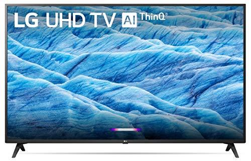 LG 55UM7300 / 55UM7300PUA / 55UM7300PUA 55 inch Class 4K Smart UHD TV w/AI ThinQ (54.6 Diag) (Renewed)