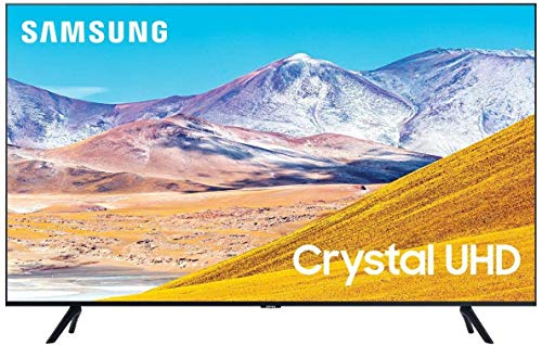Tv Samsung Crystal 4K UHD 55' Smart Tv UN55TU8000FXZX Alexa built-in (2020)