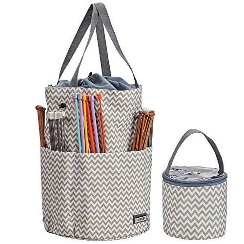 Knitting and Crochet Organizer Bag