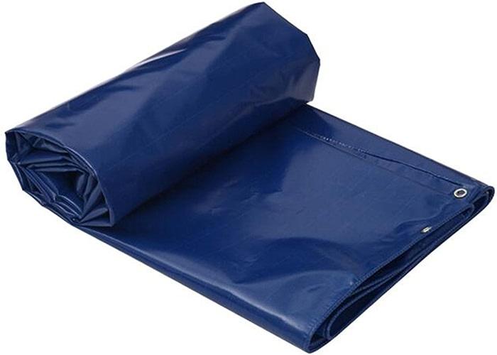 Bache Imperméable De 550 G   M2 Pour Tente De Camping - Prougeection UV, épaisseur 0,5 Mm, Options Multi-dimensions (taille   5MX4M)