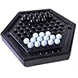 CHJUF Juego de ajedrez Juegos de Mesa Abalone Family Board Juego Intelectual Development Desktop...
