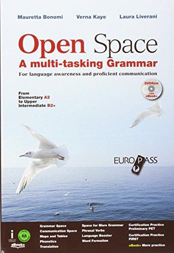 Open space. Per le Scuole superiori. Con e-book. Con espansione online. Con DVD-ROM [Lingua inglese]