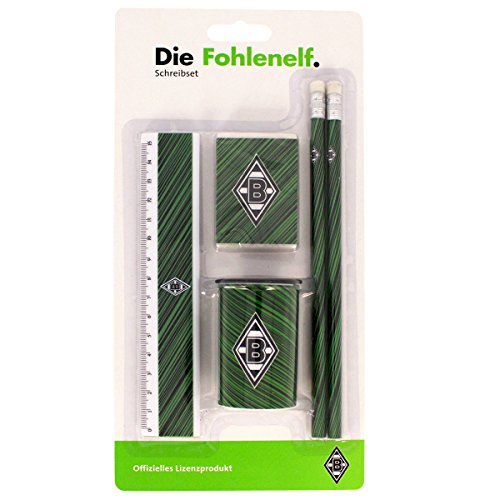 Trade Con Borussia Mönchengladbach Schreibset 5-teilig standard, standard