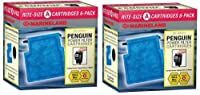 Marineland Penguin Rite Water Filter Cartridge, Size A by MarineLand
