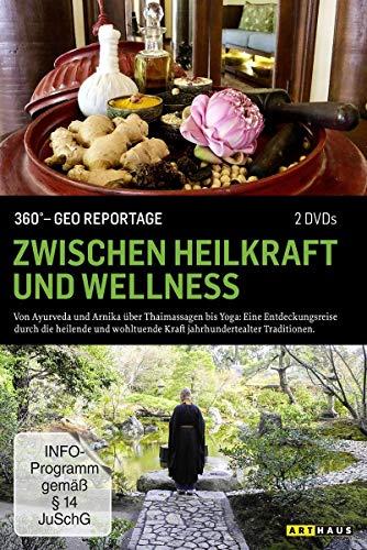 360° - GEO Reportage: Zwischen Heilkraft und Wellness [2 DVDs]