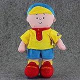 HJYAAA Juguetes De Peluche Peluches De Dibujos Animados Caillou Peluche Caillou Sister Rosie Muñeca De Peluche Regalo para Niños 30Cm