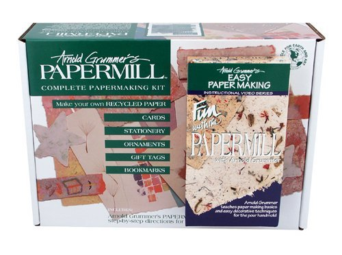 Arnold Grummer Papermill Complete Papermaking Kit