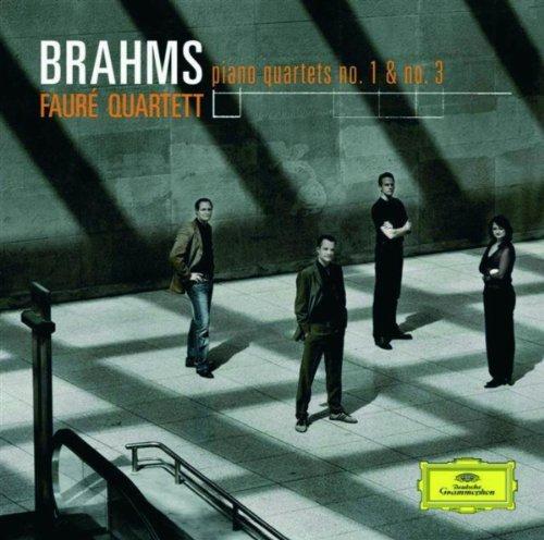 Brahms Klavierquartette, Op.25 & Op.60