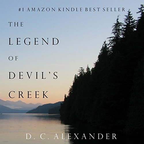 The Legend of Devil's Creek audiobook cover art