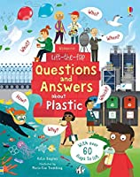 Lift-the-Flap Questions and Answers about Plastic (Questions & Answers)