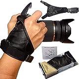 Camera Strap Genuine Leather Camera Hand Strap for Canon 800D 760D 750D M50 5D Mark IV/III/II Nikon D7500 D7200 D810 D800 D750 Sony Olympus Pentax Samsung SLR