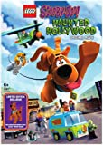 Lego Scooby: Haunted Hollywood (National/w. Figurine) (DVD)