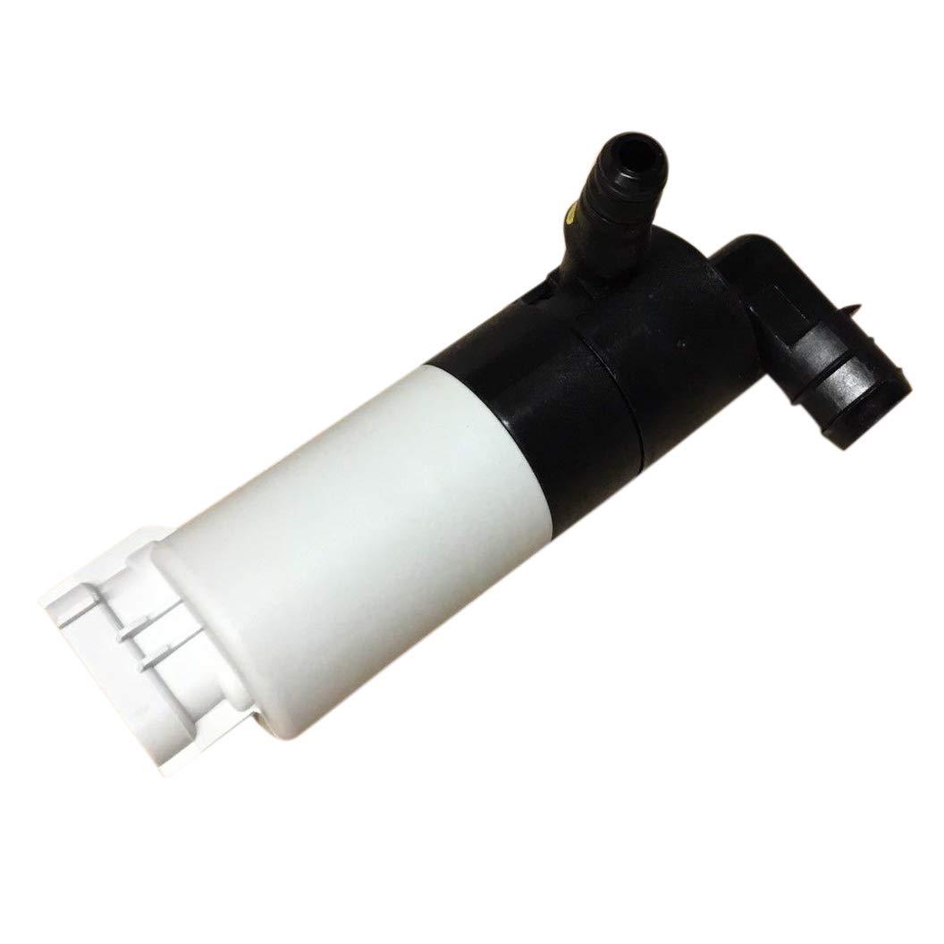 TOOGOO For Saab 93 9-3 2004-12 Windscreen Washer Pump Motor 12826943 12802440 12782867