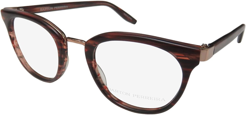 Barton Perreira Paulina Womens Ladies Designer Fullrim Eyeglasses Eyewear